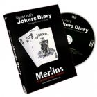 Jokers Diary By Steve Cook
